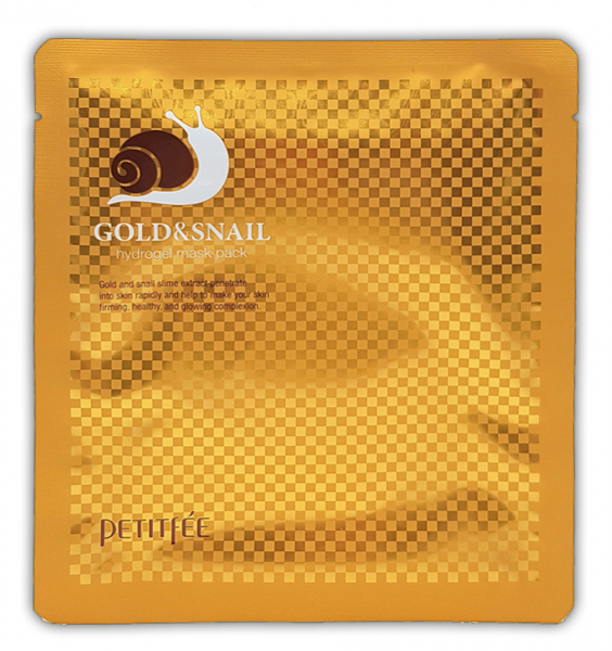 GOLD & SNAIL HYDROGEL MASK