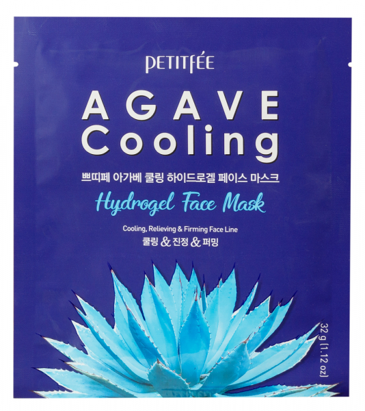 AGAVE COOLING HYDROGEL MASK