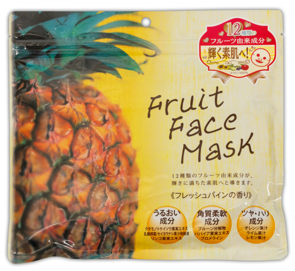 SPC FRUIT FACE MASK (30 МАСОК)